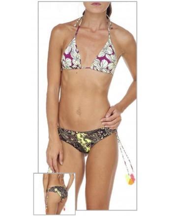Costume  F**K bikini triangolo fantasia