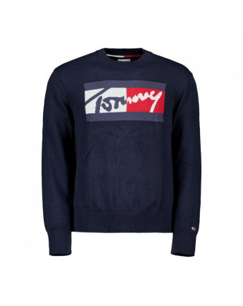 TOMMY JEANS maglia logo