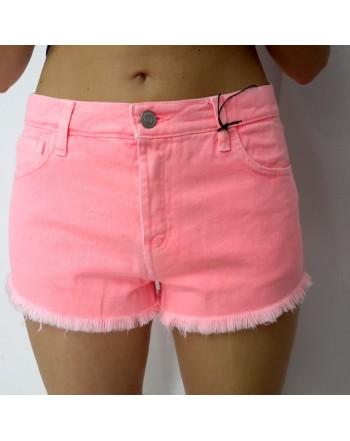 NICE Shorts arancio fluo