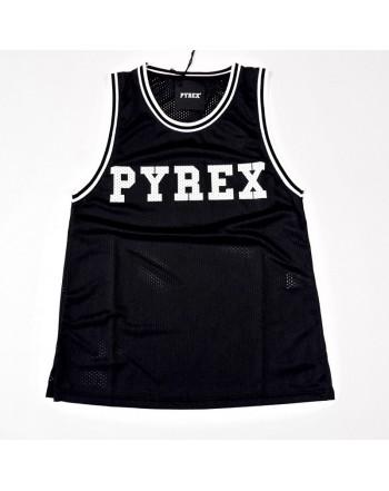 PYREX canotta  logo rete