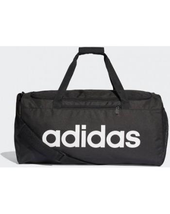 adidas® borsone  nero logo